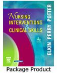 Nursing Skills Online for Nursing Interventions & Clinical Skills (Access Code and Textbook Package)