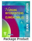 Nursing Interventions & Clinical Skills - Text and Mosby's Nursing Video Skills - Student Version DVD 3.0 Package