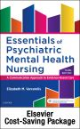 Essentials Psychiatric Mental Health Nursing, - Text and Elsevier Adaptive Quizzing Package