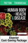 The Human Body in Health & Disease - Text and Elsevier Adaptive Learning Package