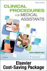 Clinical Procedures for Medical Assistants - Text and Study Guide Package