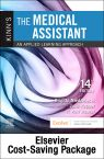 Kinn's The Medical Assistant - Text + Study Guide + Virtual Medical Office for Medical Assisting package