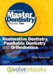 Master Dentistry Text and Evolve eBooks Package