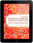 Residential, Home and Community Aged Care Instructors Pack