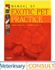 Manual of Exotic Pet Practice - Text and VETERINARY CONSULT Package